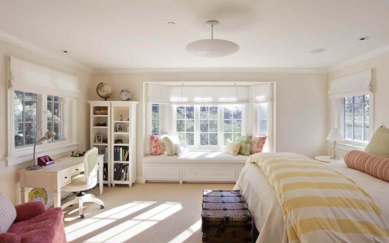 traditionelle Schlafzimmer
