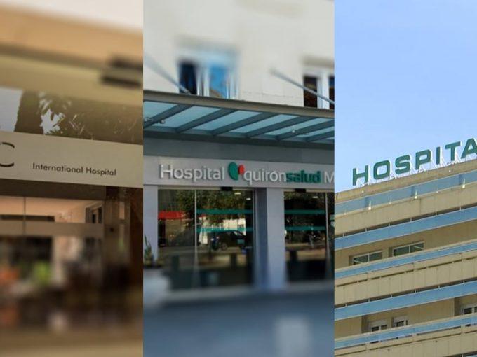 Private hospitals in Marbella